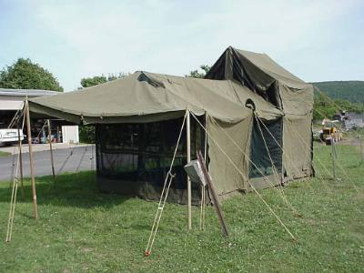 Military Tents on Military Wall Tent Army And Civilian Accessories At Coleman S & Army Tent Shelter | Military Flights